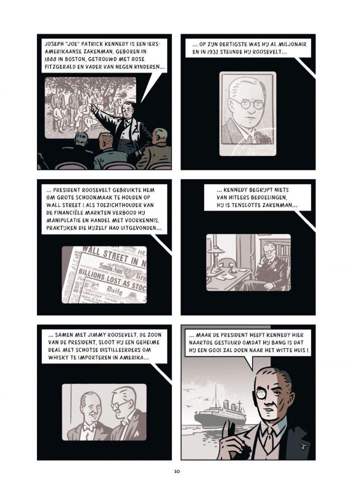 De Kennedy Files