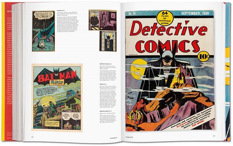75 years DC Comics