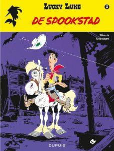 Lucky Luke Spookstad