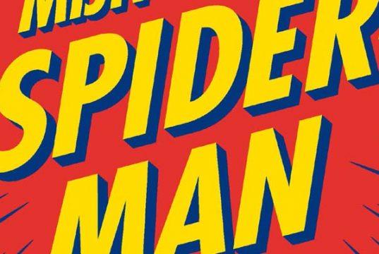 mijn vriend spiderman