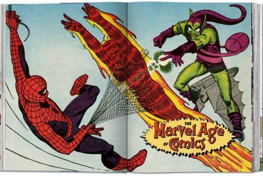 Marvel age of comics