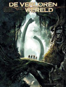 De verloren wereld 1 cover