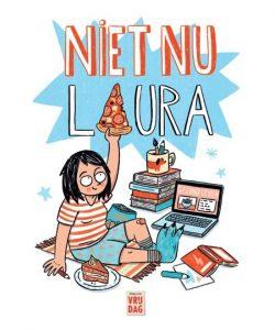 Niet Nu Laura - Laura Janssens - cover