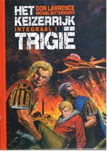 Het keizerrijk Trigie integraal 1