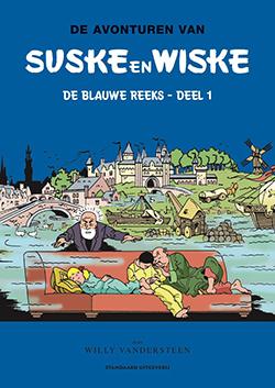 Suske en Wiske blauwe reeks integraal