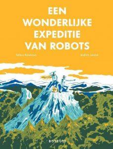 wonderlijke expeditie van robots