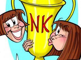NK striptekenen